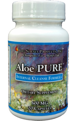 Aloe Pure Internal Cleanse Formula